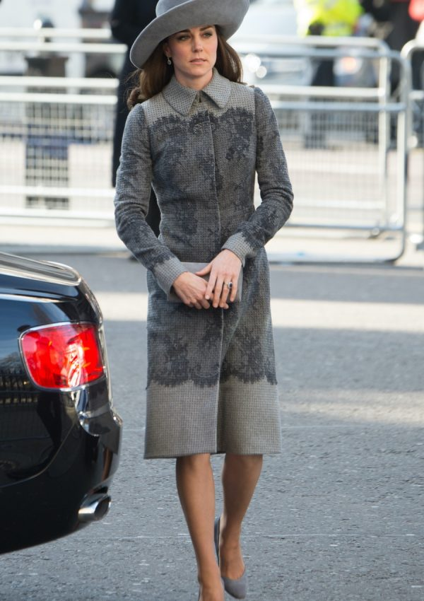 Kate Middleton at the Commonswealth Observance Service
