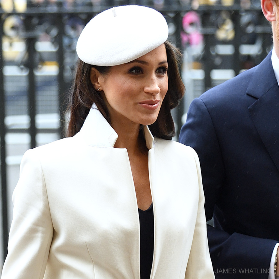 Apparently Meghan Markle is going to be MIA for the next few months