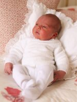 New photographs of Princess Charlotte and Prince Louis