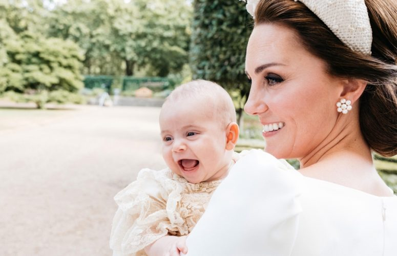 Prince Louis's Christening photos have been released!