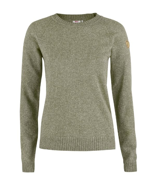 Fjällräven Övik Sweater in Green