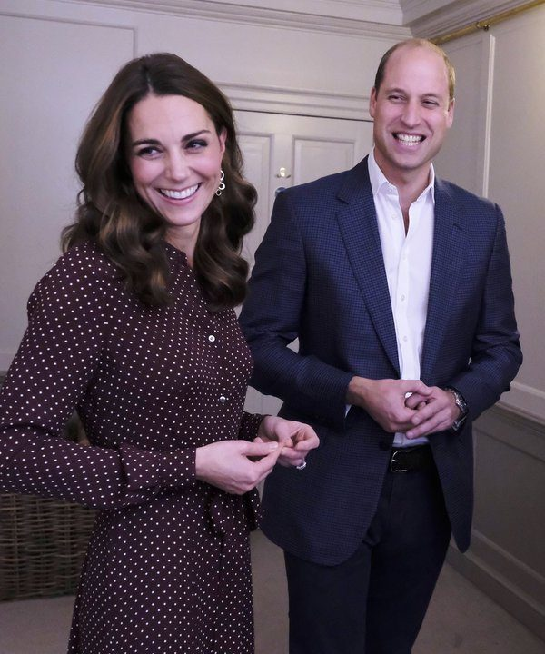 Kate wears Whistles for BBC Radio 1 Teen Hero Reception