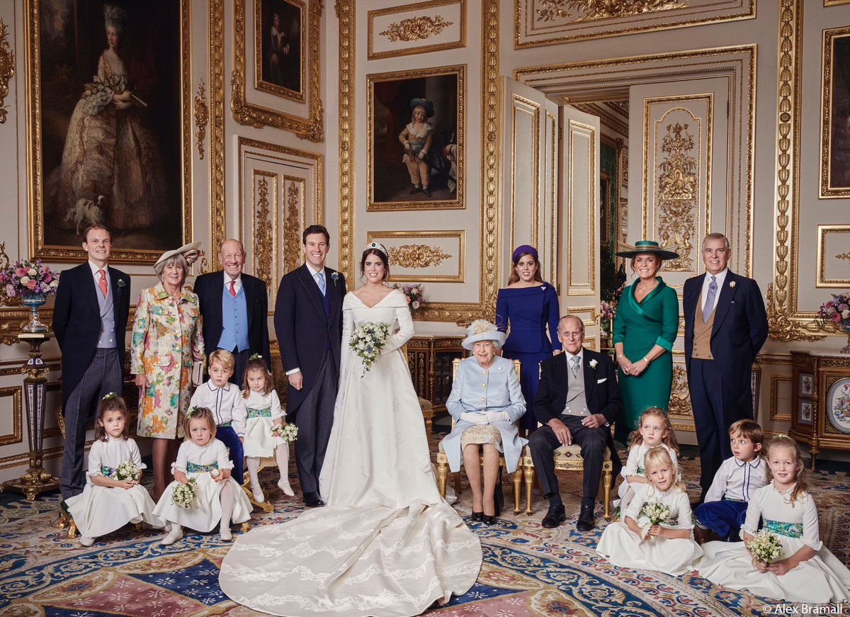 Princess Eugenie's wedding
